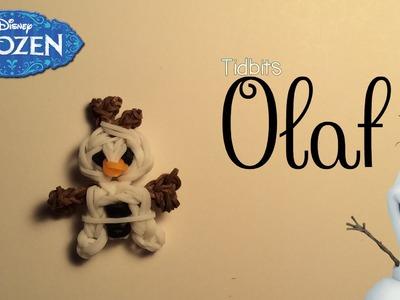 Rainbow Loom Olaf Charm | Frozen [Tidbits Series]