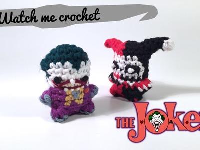 The Joker - Watch me Crochet