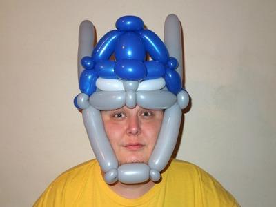 Transformers Optimus Prime Balloon Hat   ChiTwist Chicago Balloon Twisting