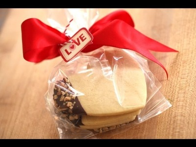 Valentine's Day Cookie Favors