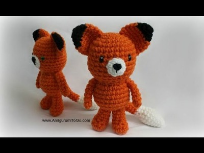 Wee Fox Tutorial
