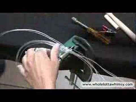 Wire Weaving Tutorial