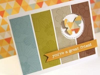You're a Great Friend - Make a Card Monday #142