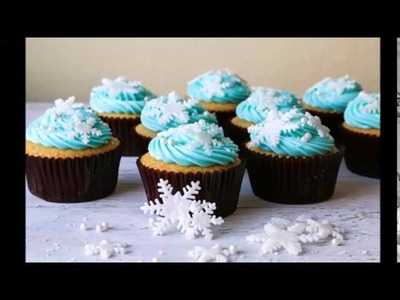Amazing ideas for Frozen movie party recipes