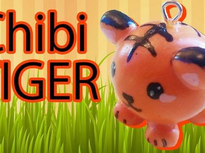 ★ Chibi Tiger (Polymer Clay Tutorial) ★