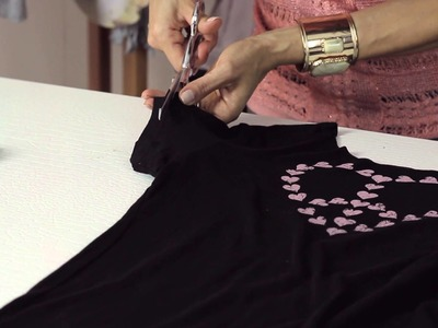 DIY Shirt Cutting : DIY Shirt Alterations