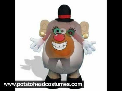 Halloween Costume Ideas: Potato Head Costumes - Potatoheadcostumes.com