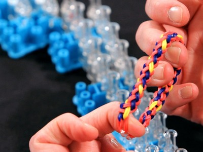 How to Make a Braid Bracelet | Rainbow Loom