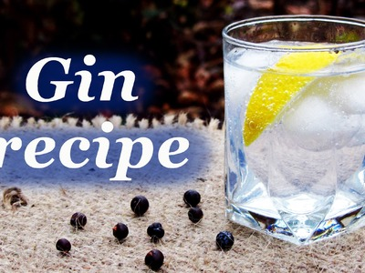 How to make gin, distillation of alcoholic beverages at home