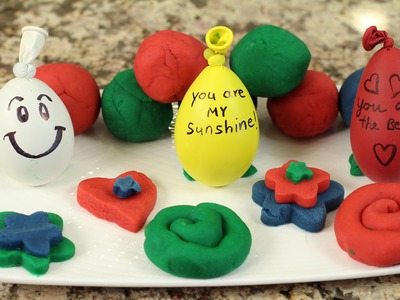 How To Make PLAY DOUGH And A Special Gift by Rockin Robin
