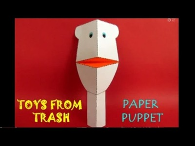 PAPER PUPPET - ENGLISH - 18MB