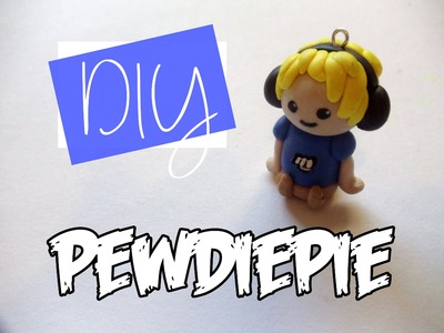 Pewdiepie Tutorial [Polymer Clay ^_^]
