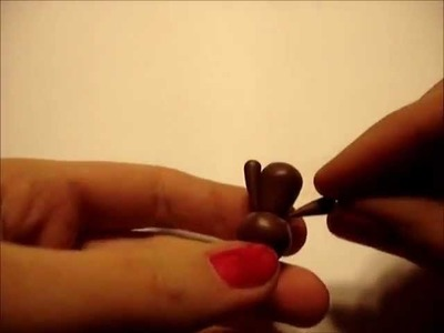 Polymer clay: Voodoo Doll Tutorial