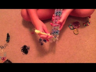 Rainbow Loom Bubbles Bracelet