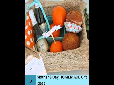 The 10 Best Mothers Day Homemade Gift Ideas