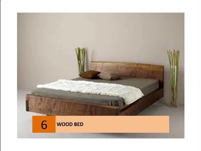 Wood Bed Design Ideas, Pictures, Remodel and Decor
