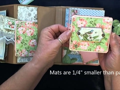 (7) Tutorial Triple Flip Mini - Decoration