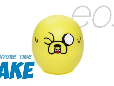 Adventure Time Jake eos lip balm | Pencilmade.dk