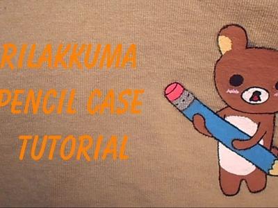 Back To School: Rilakkuma Pencil Case PART 2