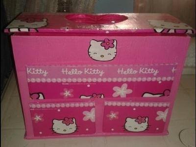 Cajoner mini de Hello Kitty