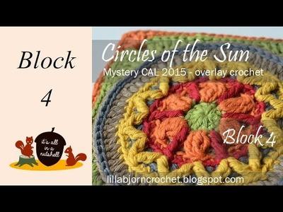 Circles of the Sun Overlay CAL Block 4
