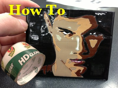 Clear Tape Tutorial