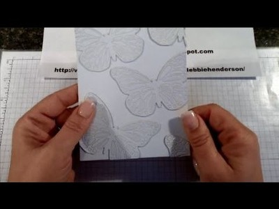 Create Your Own Embossing Folder