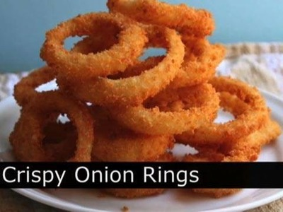 Crispy Onion Rings Recipe - How to Make Crispy Onion Rings - Foodwishes