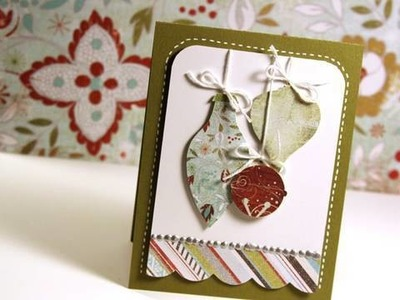 Day 18 - Holiday Card Series - Ornaments