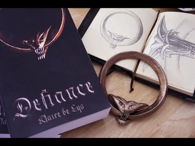 Defiance: How I Made The Cover