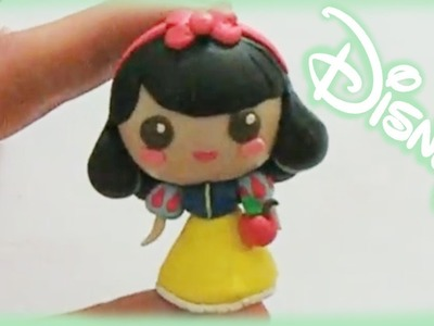 Disney Princess - Snow White Chibi Clay Tutorial