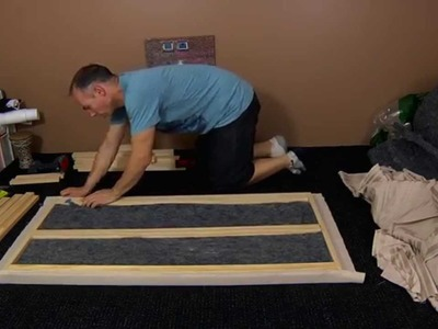 """DIY"" Acoustic Panels & Bass Traps by Dmitri for Audio & Video Recording"