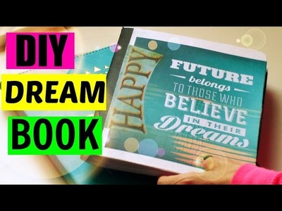 DIY DREAM BOOK