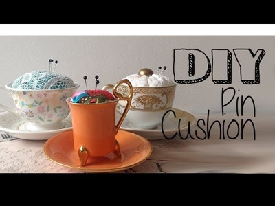 DIY│Hijab Pin Cushion