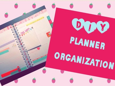 DIY Planner Decorations (Stickers, Washi Tape & MORE!)