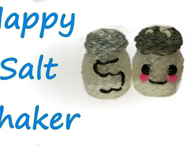 Happy Salt Shaker by feelinspiffy (Rainbow Loom)