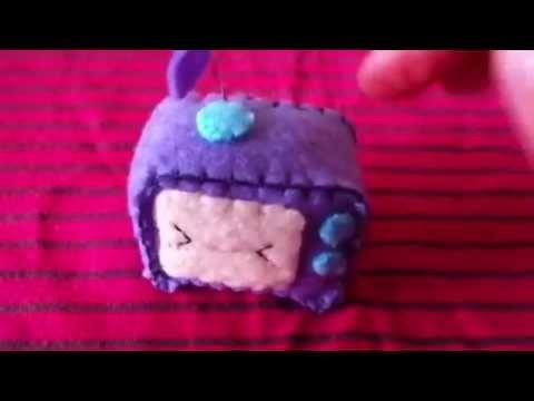 How to Make a Kawaii TV Plushie