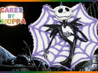 Jack Skellington Halloween Cake (How To)