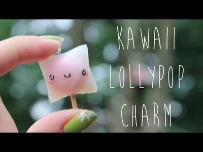 Kawaii Lollypop Charm Tutorial! ~EASY!~