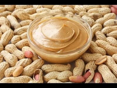Mantequilla de mani - how to make peanut butter