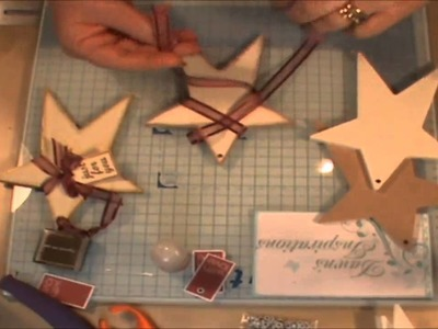 MDF star decoration Tutorial