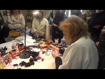 Meet The Creatives. Legeron (6.6 - Step 4: Shaping & Assembling)