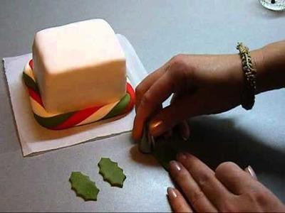 Novogodišnje mini torte 1.wmv