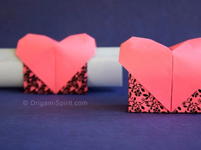 Origami Heart -Love Messenger :: Corazón Mensajero