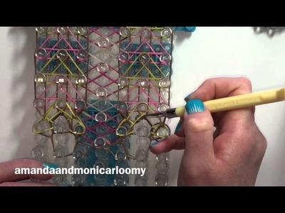 Replica Rainbow Loom Bracelet