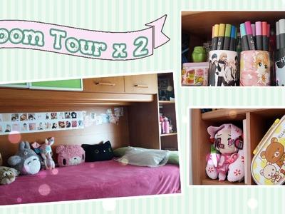 Room Tour + Estudio Kawaii ♥ Ronro Love