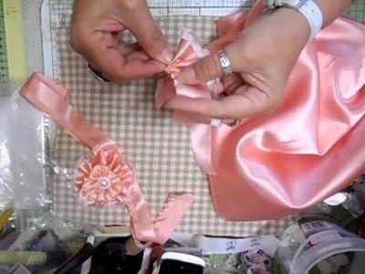 Shabby Chic Wedding Flower Tutorial - jennings644