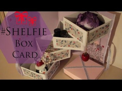 Shelfie Box Card - DIY