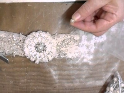 Stunning Shabby Chic Bow Tutorial - jennings644