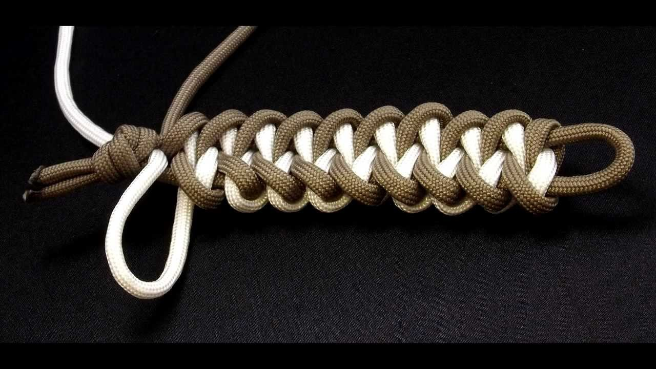 The Piranha Paracord Bracelet Instructions (How To)